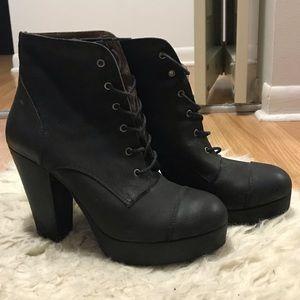 Aldo Platform Boots